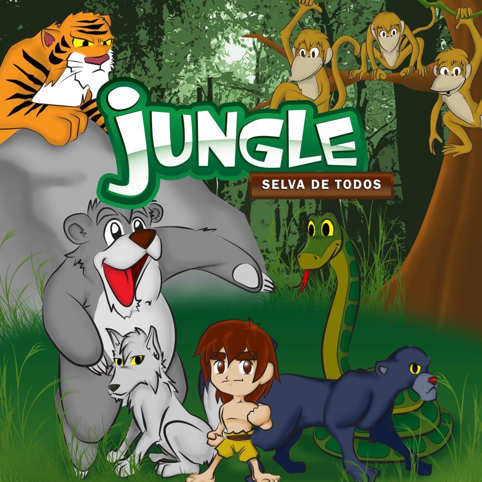 JungleSelvaDeTodos